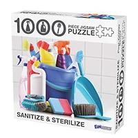 Cleaning Supplies Puzzle