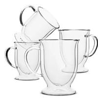 Clear Glass Mugs