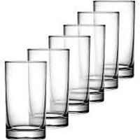 Clear Juice Glasses