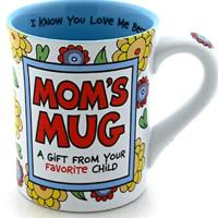 Coffee Mug: Gift From the Favorite Child