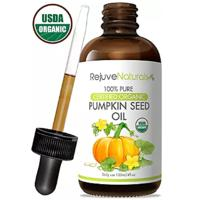 Cold-Pressed Pure Pumpkin Seed Oil