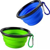 Collapsible Pet Water Bowl