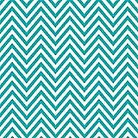 Con-Tact Brand Self-Adhesive Shelf and Drawer Liner, Chevron Aqua