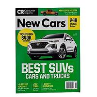Consumer Reports Car Buying Guides