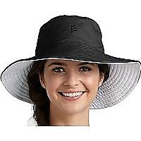 Coolibar UPF 50+ Women's Santa Cruz Sun Hat