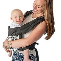 CuddleBug 3 in 1 Mei Tai Carrier With Hood