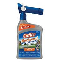 Cutter Backyard Bug Control Spray Concentrate