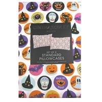 Cynthia Rowely Halloween Pillowcases (Set of 2)
