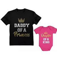Daddy of a Princess / Daughter of a King Set