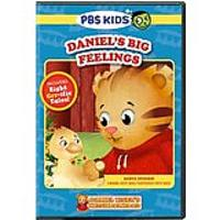 Daniel Tiger's Neighborhood: Daniel's Big Feelings DVD