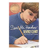 """Dear Mr. Henshaw"" by Beverly Cleary"