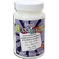 Decoart Decoupage Glue & Sealer Dishwasher