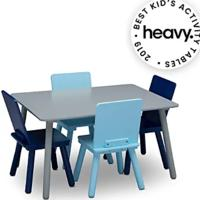 Delta Kids' Chair Set and Table Set