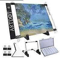 Diamond Art Light Boards