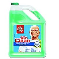 Disinfecting Cleaners