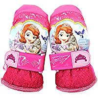 Disney Sofia the First Little Girl's Waterproof Gloves