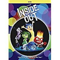 "Disney's ""Inside Out"" DVD"