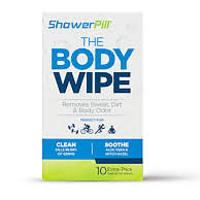 Disposable Body Wipes