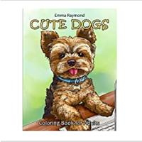 Dog Coloring Books