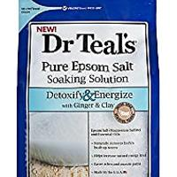 Dr Teal's Pure Epsom Salt Soaking Solution