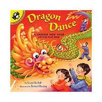 """""""Dragon Dance: A Chinese New Year Lift-the-Flap Book"""""""