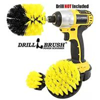 Drillbrush Power Scrubber Cleaning Kit