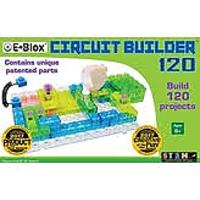 E-Blox Circuit Builder 120 Building Set