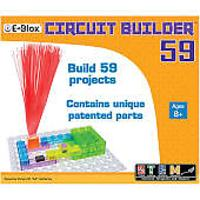 E-Blox Circuit Builder 59 Building Set