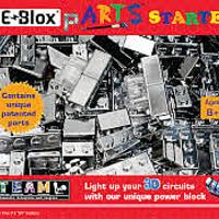 E-Blox pARTS Starter Brick Set