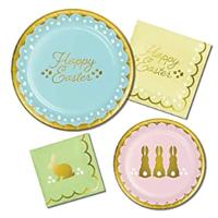 Easter Paper Plates