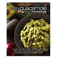 Easy Guacamole Cookbook