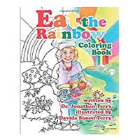 Eat the Rainbow Coloring Book