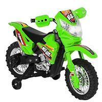 Electric Battery-Powered Ride-on Motorcycle Dirt Bike