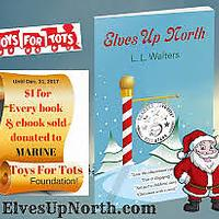 """Elves Up North"""