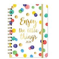 Enjoy the Little Things 2021 Day Planner