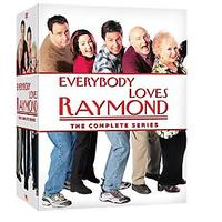 Everybody Loves Raymond DVDs