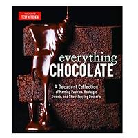 Everything Chocolate: A Decadent Collection of Morning Pastries, Nostalgic Sweets and Showstopping Desserts