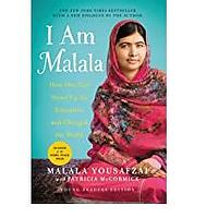 """""""Extremists have shown what frightens them most: A girl with a book."""" – Malala Tousafzai"""