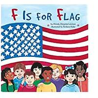 F Is for Flag (#4 Bestseller)