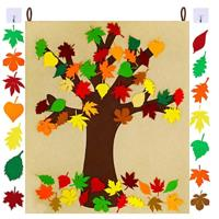 Fall Tree Craft Felt Kit