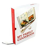 Family Cookbook Journals