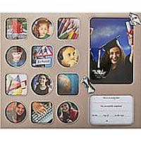 Fashioncraft School Days Collage Frame