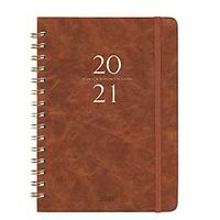 Faux Leather 2021 Day Planner