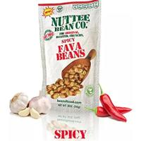 Fava Bean Snacks
