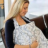 FicBox Breastfeeding Nursing Cover