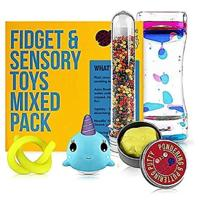 Fidget & Sensory Toys Mixed Pack