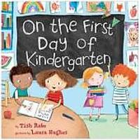 First Day of Kindergarten Books