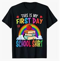First Day of School Shirts