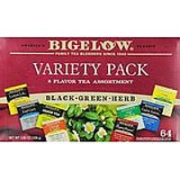 Flavored Tea Variety Packs