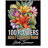 Flower Coloring Books